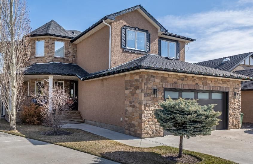 Main Photo: 38 Billy Haynes Trail: Okotoks Detached for sale : MLS®# A1101956