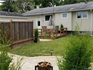 Photo 20: 11 Pitcairn Place in Winnipeg: Windsor Park Residential for sale (2G)  : MLS®# 1802937