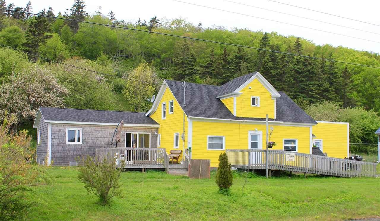 Main Photo: 4547 HIGHWAY 217 in Tiddville: 401-Digby County Residential for sale (Annapolis Valley)  : MLS®# 202103274