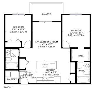 Photo 32: 306 3353 16A Avenue in Edmonton: Zone 30 Condo for sale : MLS®# E4230704