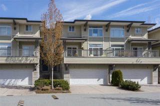 "Photo 1: 7 40632 GOVERNMENT Road in Squamish: Garibaldi Estates Townhouse for sale in ""Riverswalk"" : MLS®# R2160487"