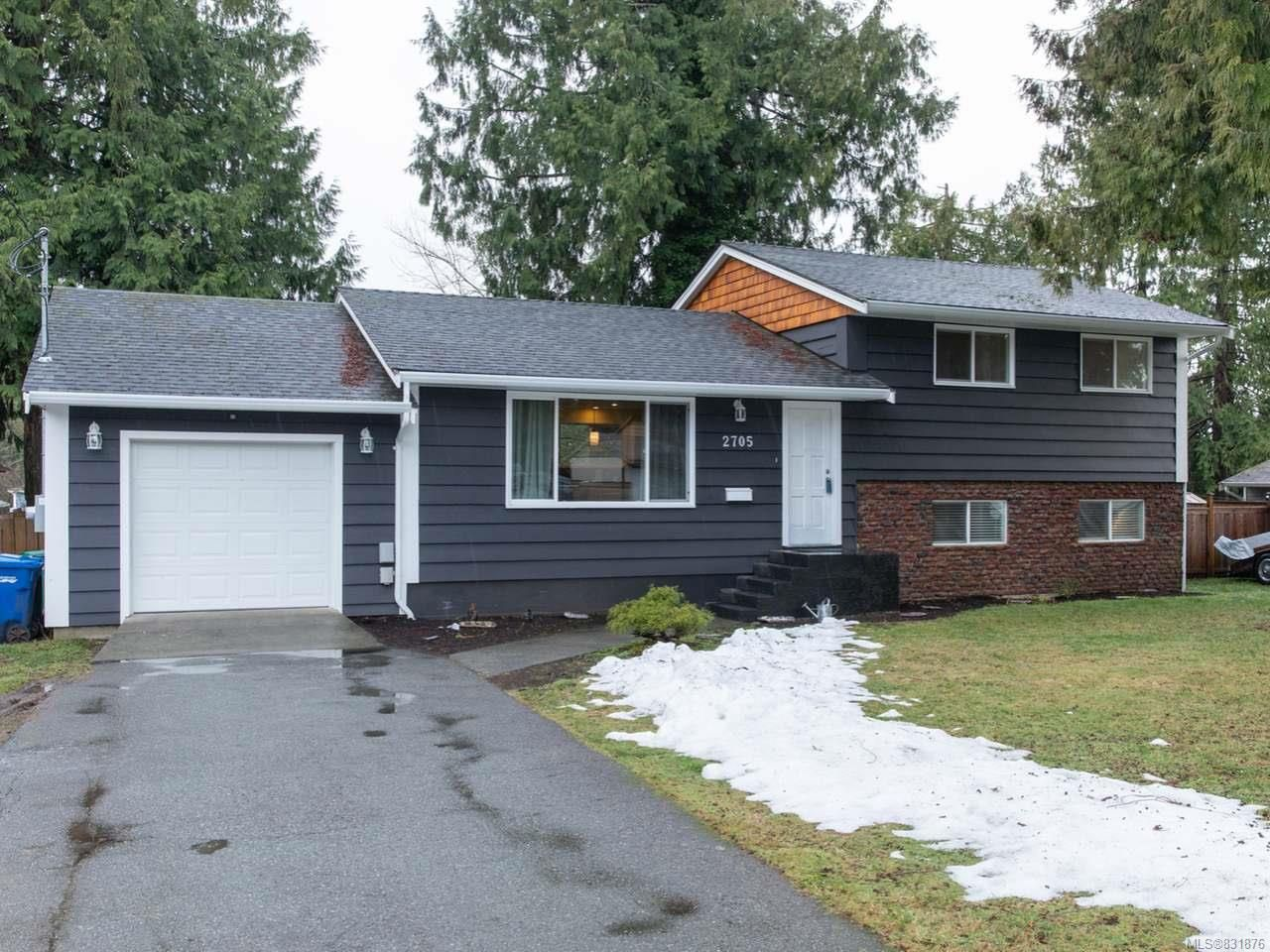 Main Photo: 2705 Willow Grouse Cres in NANAIMO: Na Diver Lake House for sale (Nanaimo)  : MLS®# 831876