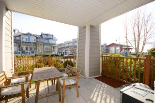 """Photo 16: 111 4233 BAYVIEW Street in Richmond: Steveston South Condo for sale in """"THE VILLAGE AT IMPERIAL LANDING"""" : MLS®# R2038806"""