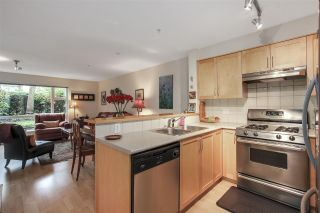 "Photo 2: 110 1868 W 5TH Avenue in Vancouver: Kitsilano Condo for sale in ""Greenwich"" (Vancouver West)  : MLS®# R2122472"