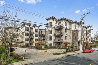 "Photo 1: 104 11887 BURNETT Street in Maple Ridge: East Central Condo for sale in ""WELLINGDON"" : MLS®# R2255050"