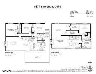 "Photo 23: 5374 6 Avenue in Delta: Pebble Hill House for sale in ""PEBBLE HILL"" (Tsawwassen)  : MLS®# R2539638"