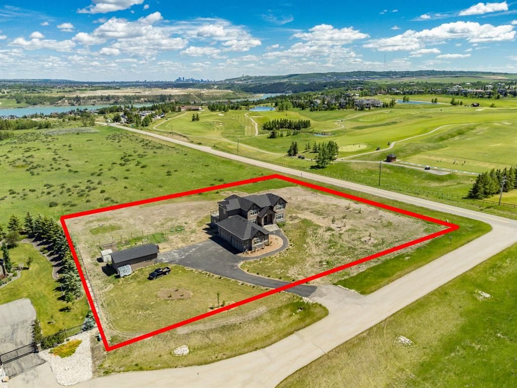 Main Photo: 4 Bow Spring Lane in Rural Rocky View County: Rural Rocky View MD Detached for sale : MLS®# A1123662