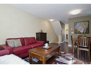 """Photo 6: 84 1561 BOOTH Avenue in Coquitlam: Maillardville Townhouse for sale in """"THE COURCELLES"""" : MLS®# V1087510"""