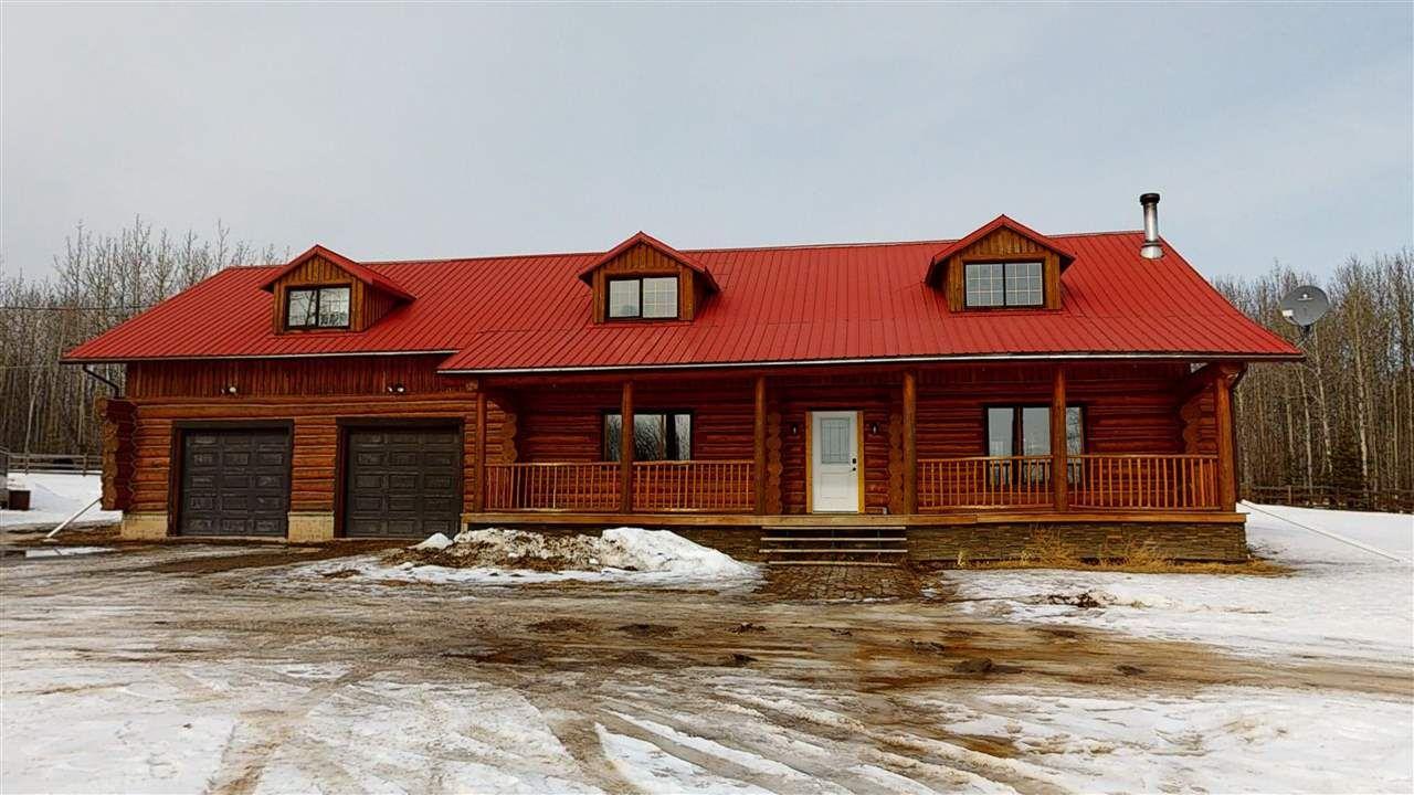 Main Photo: 15758 283 Road in Fort St. John: Charlie Lake House for sale (Fort St. John (Zone 60))  : MLS®# R2560695