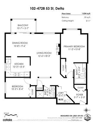 "Photo 19: 102 4728 53 Street in Delta: Delta Manor Condo for sale in ""SUNNINGDALE ESTATES"" (Ladner)  : MLS®# R2616342"
