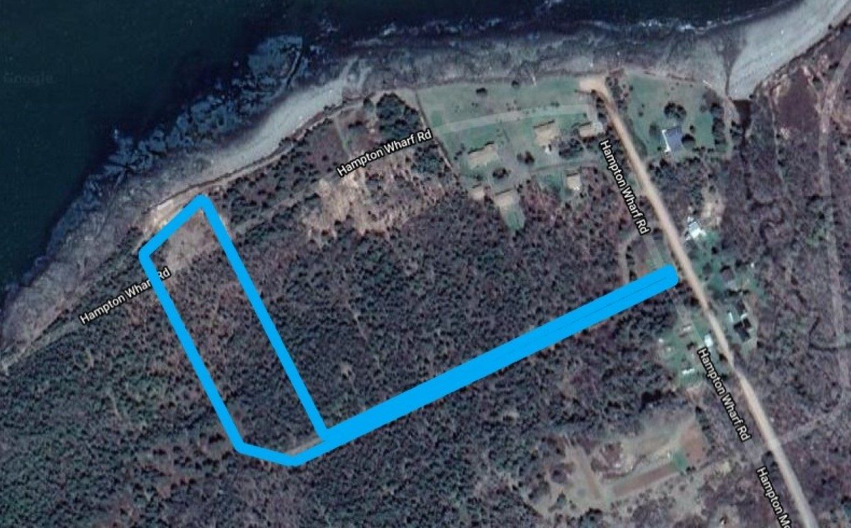 Main Photo: LOT 2 Hampton Mountain Road in Hampton: 400-Annapolis County Vacant Land for sale (Annapolis Valley)  : MLS®# 202101465