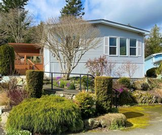 Photo 2: Unit 107 in Cedar Ridge Estates  | Central Saanich Manufactured Home For Sale