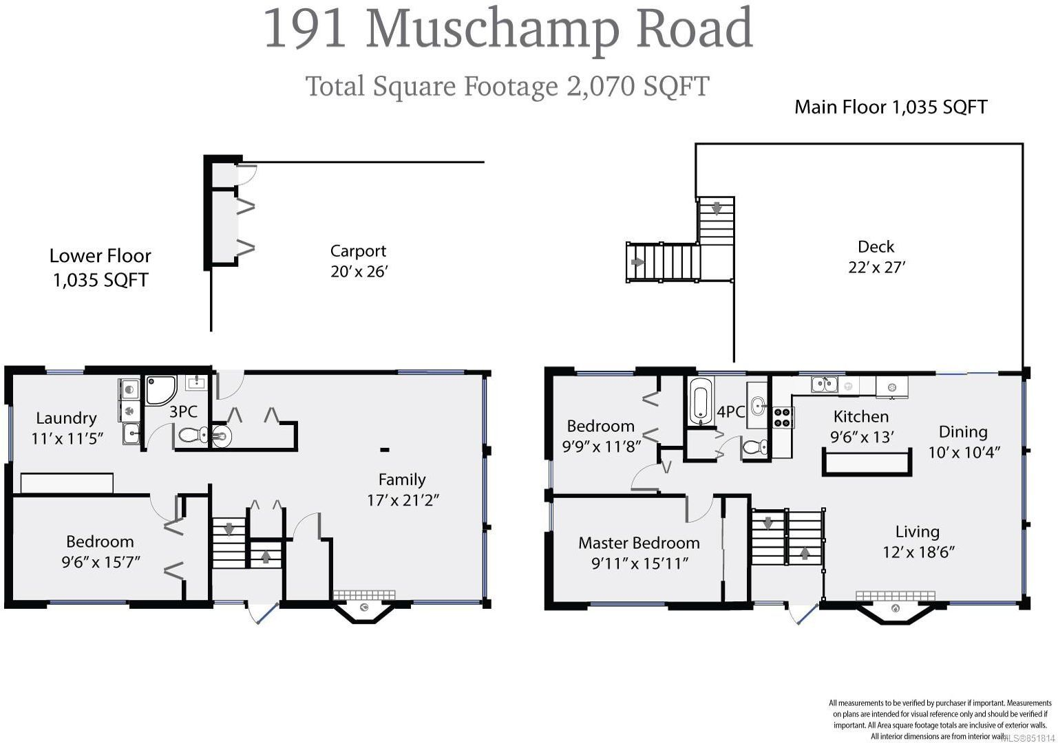Photo 68: Photos: 191 Muschamp Rd in : CV Union Bay/Fanny Bay House for sale (Comox Valley)  : MLS®# 851814