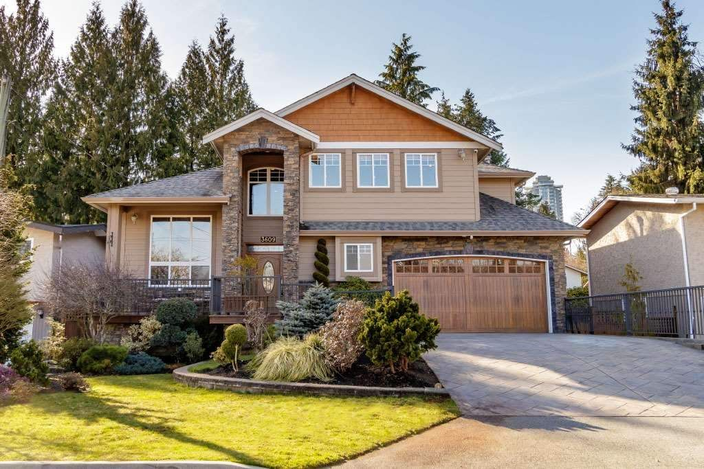 Main Photo: 3609 HASTINGS Street in Port Coquitlam: Woodland Acres PQ House for sale : MLS®# R2544535