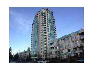 Photo 1: # 802 3071 GLEN DR in Coquitlam: North Coquitlam Condo for sale : MLS®# V1101743