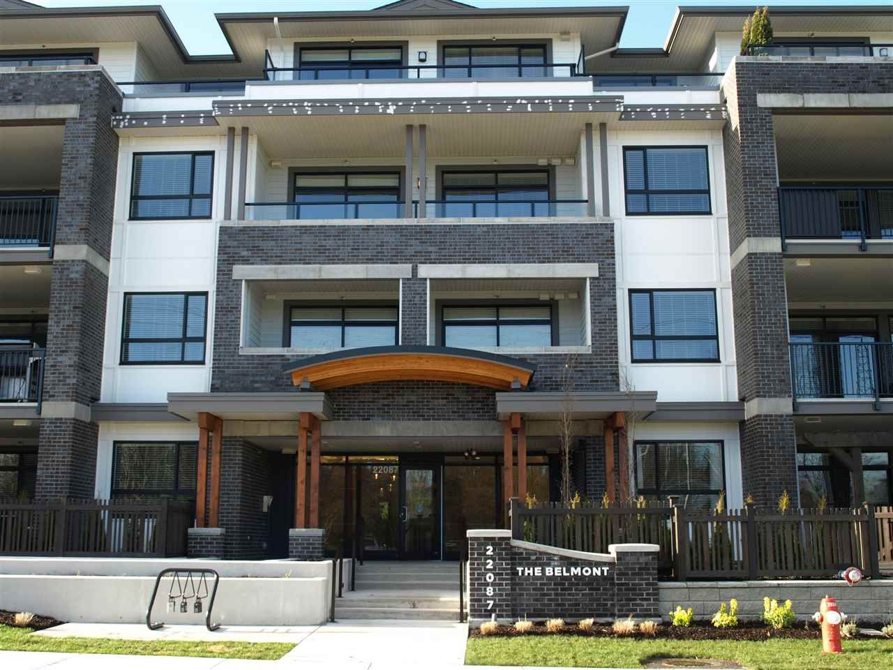 """Main Photo: 203 22087 49 Avenue in Langley: Murrayville Condo for sale in """"The Belmont in Murrayville"""" : MLS®# R2352425"""