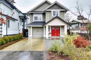 Photo 1: 2441 GLENWOOD Avenue in Port Coquitlam: Woodland Acres PQ House for sale : MLS®# R2535273
