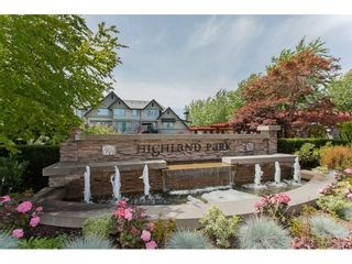 """Photo 1: 132 2501 161A Street in Surrey: Grandview Surrey Townhouse for sale in """"HIGHLAND PARK"""" (South Surrey White Rock)  : MLS®# R2120130"""