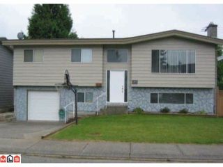 Photo 1: 32264 ATWATER in Abbotsford: Abbotsford West House for sale : MLS®# F1026897