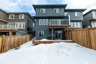 Photo 25: 3400 WEIDLE Way in Edmonton: Zone 53 House Half Duplex for sale : MLS®# E4229486