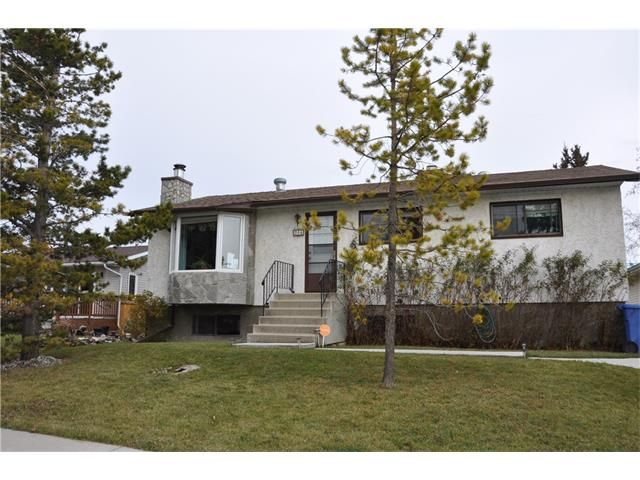 Main Photo: 204 Frontenac Avenue: Turner Valley House for sale : MLS®# C4078819