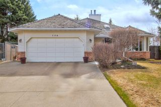Photo 1: 136 Wolf Willow Close in Edmonton: Zone 22 House for sale : MLS®# E4240355