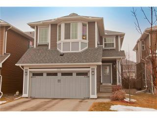 Photo 1: 555 AUBURN BAY Drive SE in Calgary: Auburn Bay House for sale : MLS®# C4049604