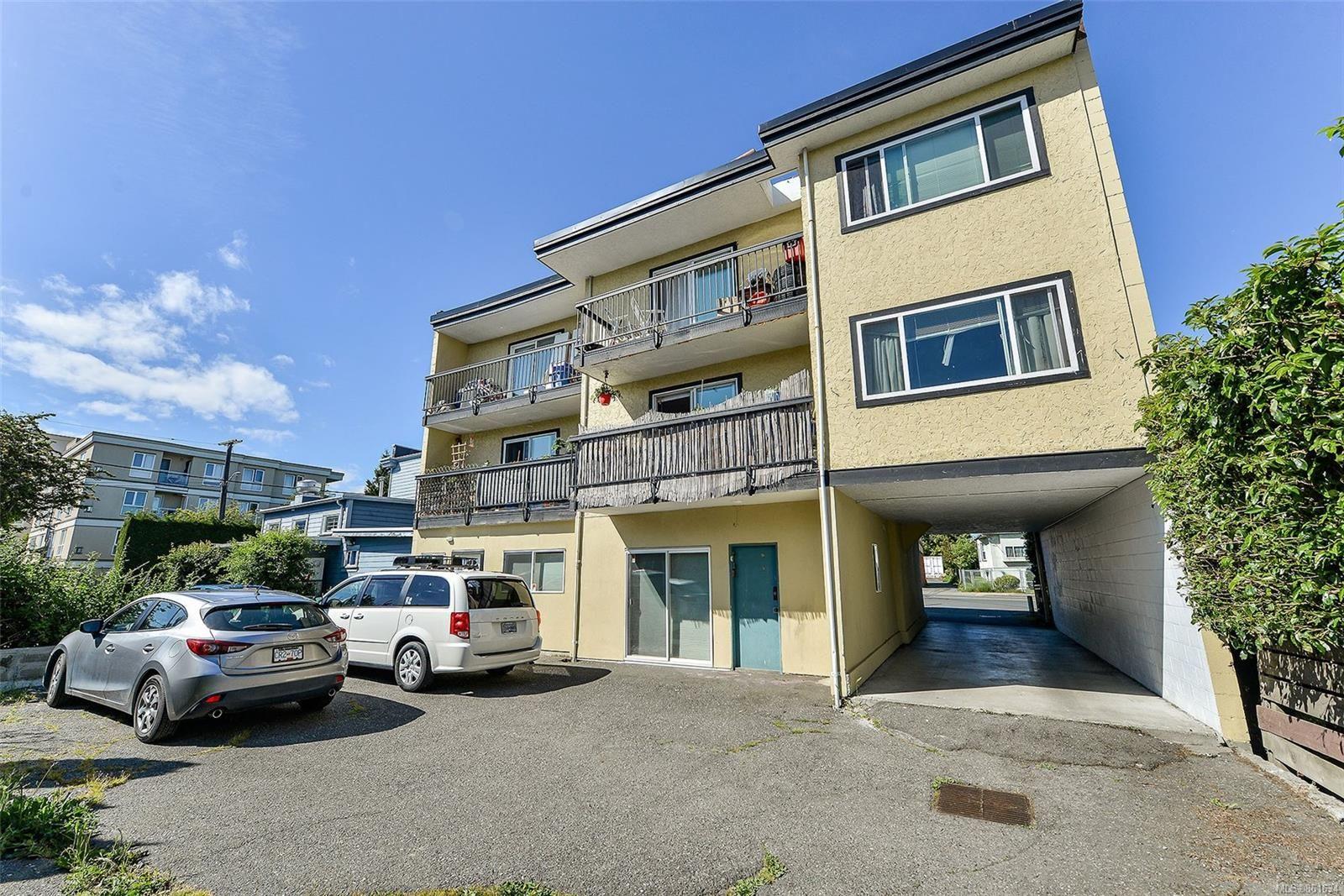 Photo 15: Photos: 367 E Burnside Rd in : Vi Burnside Quadruplex for sale (Victoria)  : MLS®# 861634
