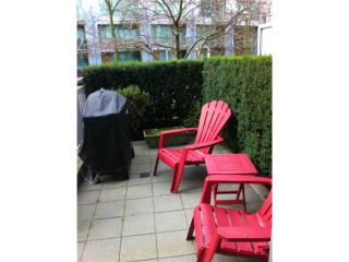 """Photo 3: 1463 W HASTINGS Street in Vancouver: Coal Harbour Townhouse for sale in """"WATERFRONT PLACE"""" (Vancouver West)  : MLS®# V1047188"""