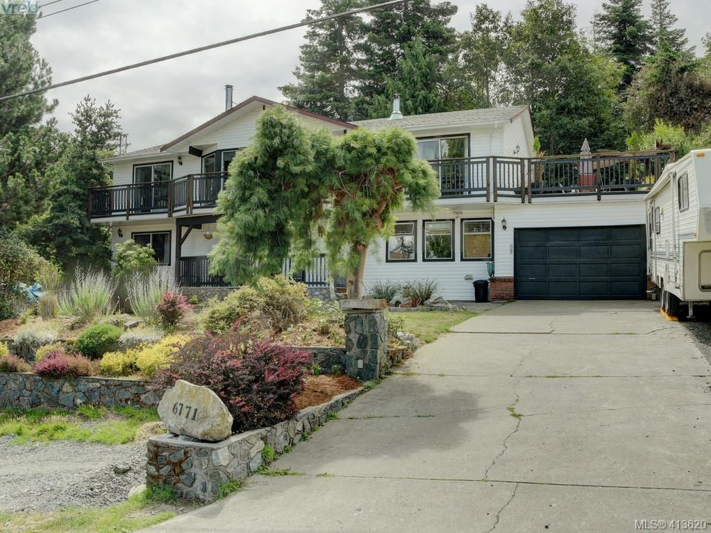 Main Photo: 6771 Foreman Heights Dr in SOOKE: Sk Broomhill House for sale (Sooke)  : MLS®# 820158