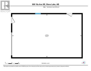 Photo 41: 909 10A Avenue SE in Slave Lake: House for sale : MLS®# A1128876