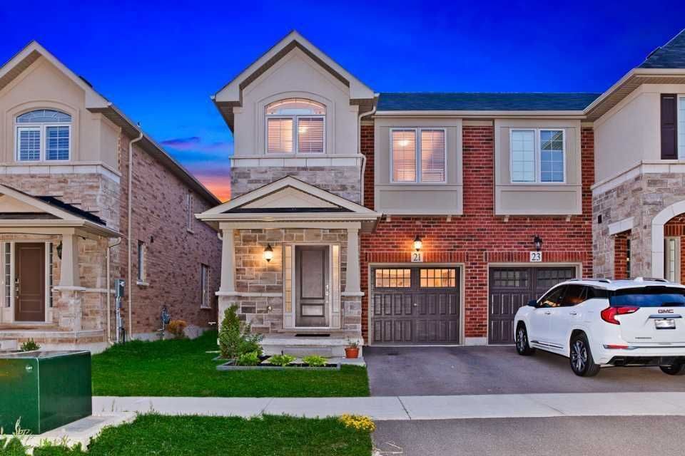 Main Photo: 21 Heaven Crescent in Milton: Ford House (2-Storey) for sale : MLS®# W4854930
