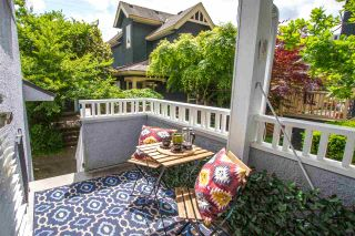 Photo 13: 442 W 15TH Avenue in Vancouver: Mount Pleasant VW Townhouse for sale (Vancouver West)  : MLS®# R2270722