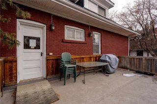 Photo 23: 92 Balmoral Street in Winnipeg: West Broadway Residential for sale (5A)  : MLS®# 202102175
