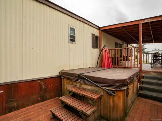Photo 34: 111 1736 Timberlands Rd in LADYSMITH: Na Extension Manufactured Home for sale (Nanaimo)  : MLS®# 838267