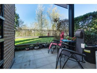 """Photo 20: 104 20062 FRASER Highway in Langley: Langley City Condo for sale in """"Varsity"""" : MLS®# R2453386"""