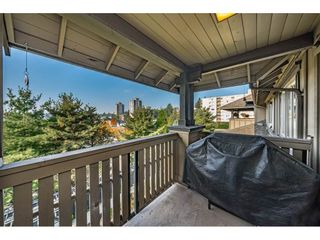 """Photo 28: 408 808 SANGSTER Place in New Westminster: The Heights NW Condo for sale in """"The Brockton"""" : MLS®# R2505572"""