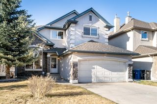 Main Photo: 163 Evergreen Heights SW in Calgary: Evergreen Detached for sale : MLS®# A1095031
