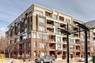 Main Photo: 433 910 Centre Avenue NE in Calgary: Bridgeland/Riverside Apartment for sale : MLS®# A1075371