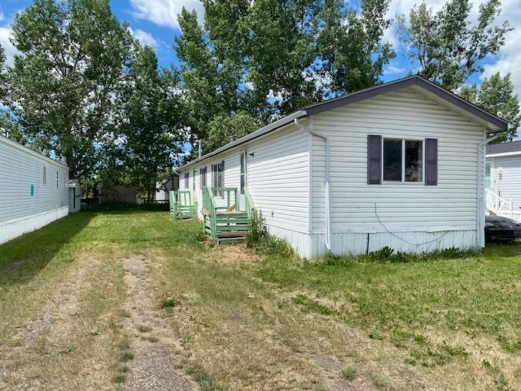 Main Photo: 105 Glasgow Street: Blackie Mobile for sale : MLS®# A1123734