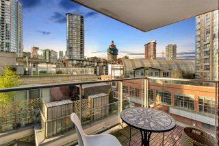 """Photo 16: 806 58 KEEFER Place in Vancouver: Downtown VW Condo for sale in """"Firenze"""" (Vancouver West)  : MLS®# R2552161"""