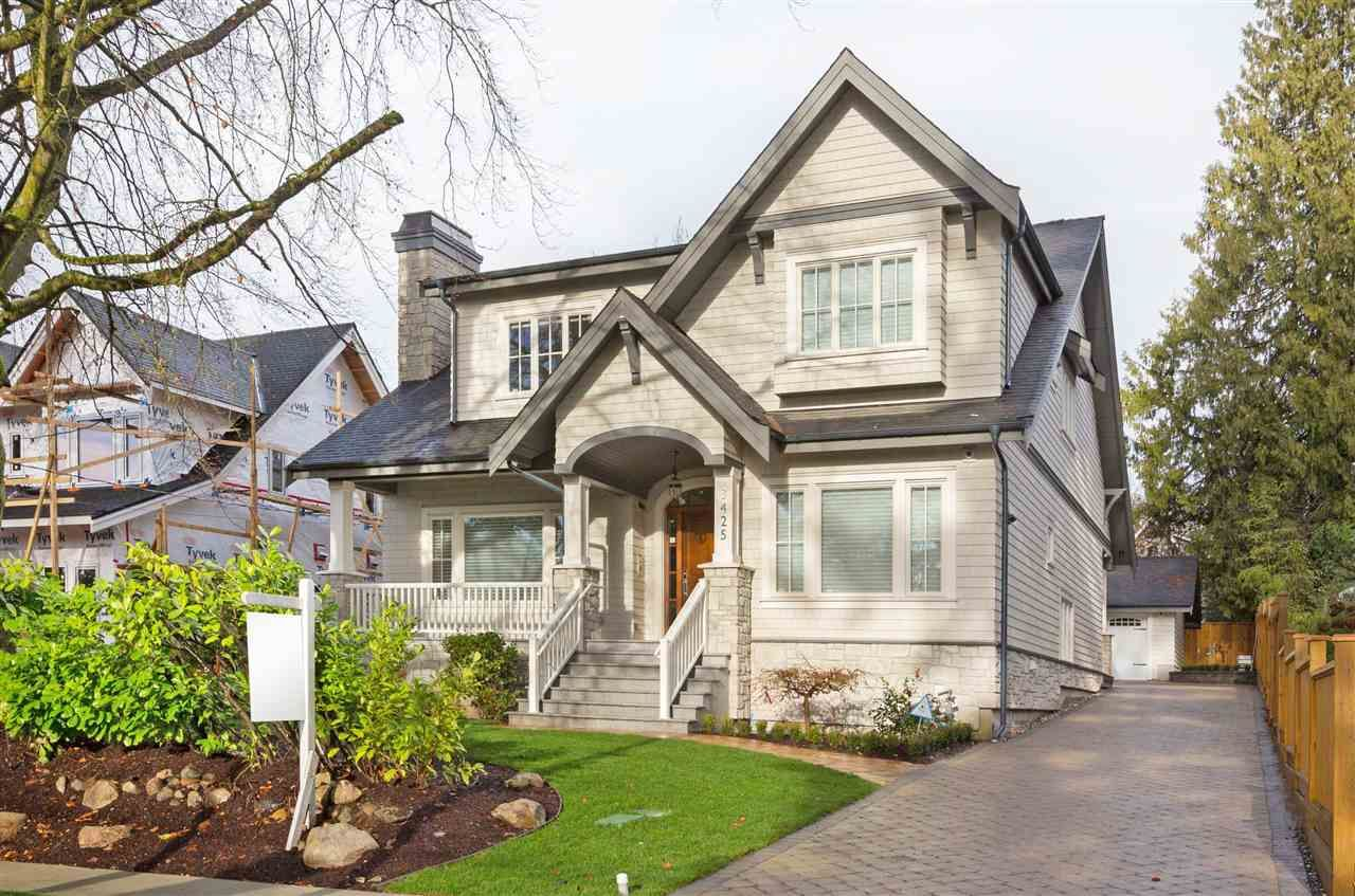 Main Photo: 3425 W 34TH AVENUE in : Dunbar House for sale (Vancouver West)  : MLS®# R2319325