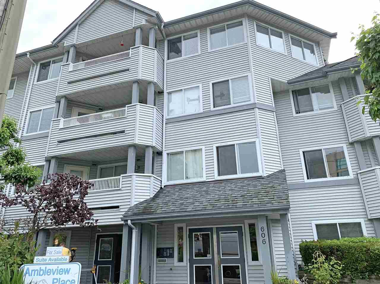 Main Photo: 102 606 14TH Street in West Vancouver: Ambleside Condo for sale : MLS®# R2371417