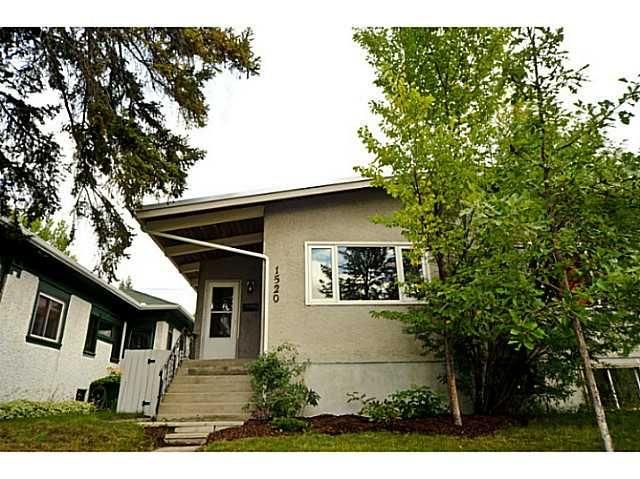 Main Photo: 1520 33 Avenue SW in CALGARY: South Calgary Half Duplex for sale (Calgary)  : MLS®# C3530144