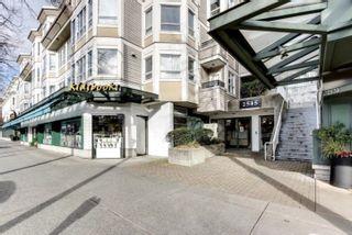 "Photo 2: 301 2545 W BROADWAY in Vancouver: Kitsilano Condo for sale in ""Trafalgar Mews"" (Vancouver West)  : MLS®# R2538237"
