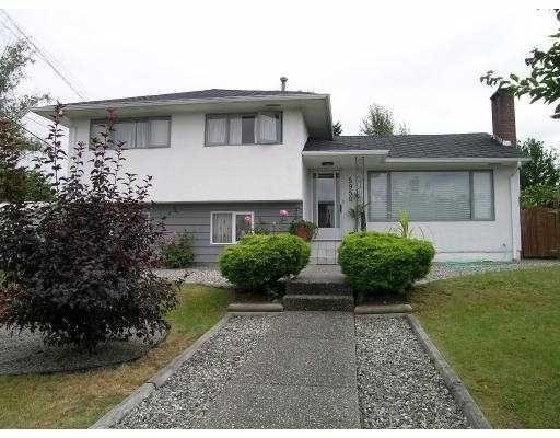 Main Photo: 5950 EMPRESS AV in Burnaby: Upper Deer Lake House for sale (Burnaby South)  : MLS®# V551173