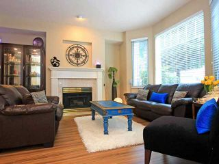 Photo 1: 47 7500 CUMBERLAND Street in Burnaby: The Crest Townhouse for sale (Burnaby East)  : MLS®# V1059595