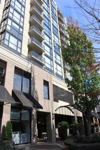 "Photo 19: 501 124 W 1ST Street in North Vancouver: Lower Lonsdale Condo for sale in ""THE Q"" : MLS®# R2115647"