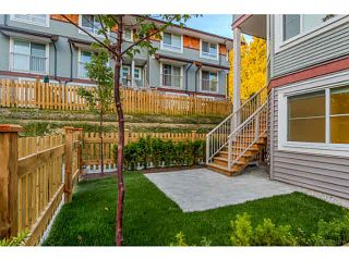 """Photo 7: 55 23651 132 Avenue in Maple Ridge: Silver Valley Townhouse for sale in """"MYRON'S MUSE AT SILVER VALLEY"""" : MLS®# V1132403"""