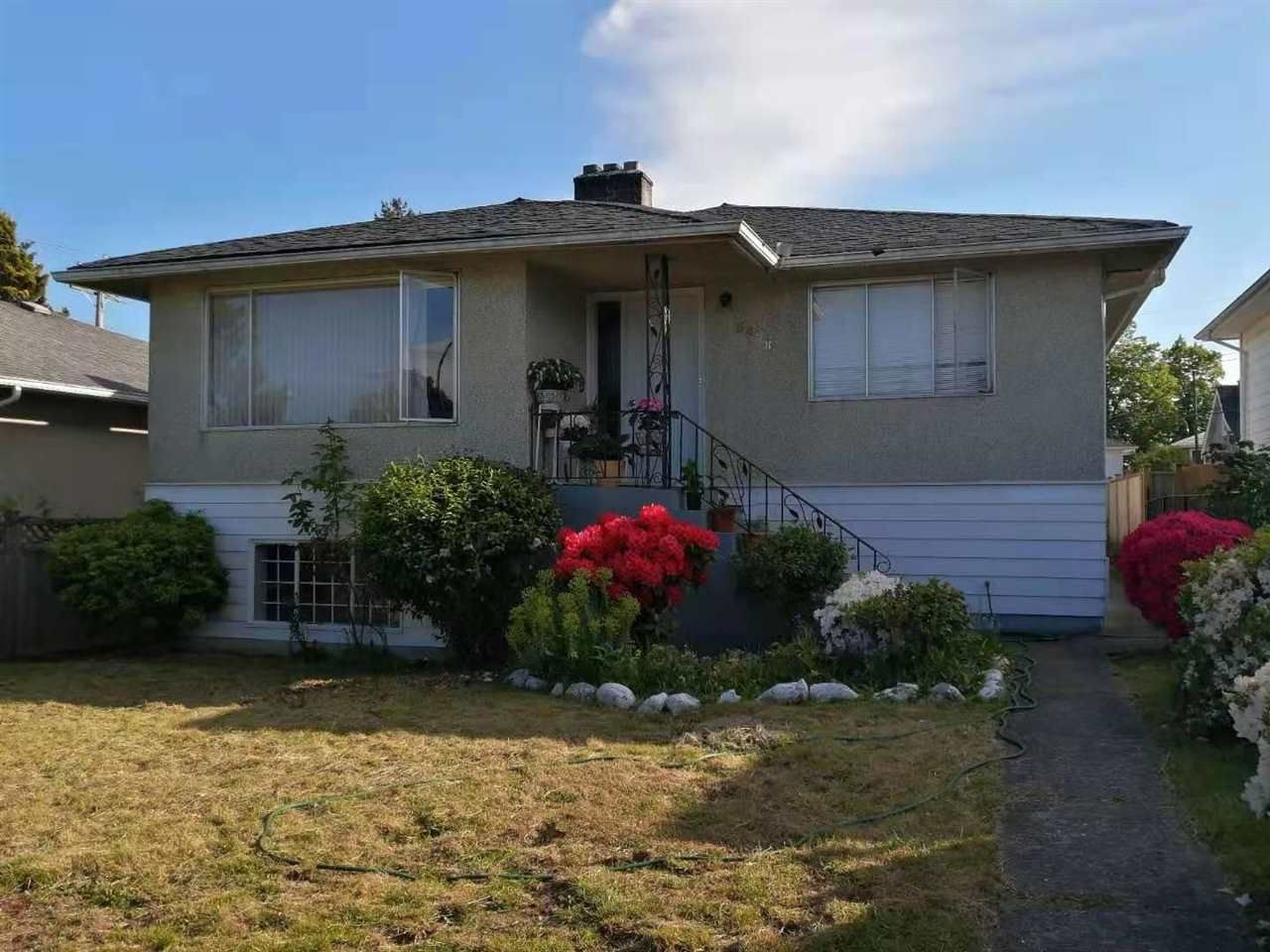 Main Photo: 3478 TANNER Street in Vancouver: Collingwood VE House for sale (Vancouver East)  : MLS®# R2583330